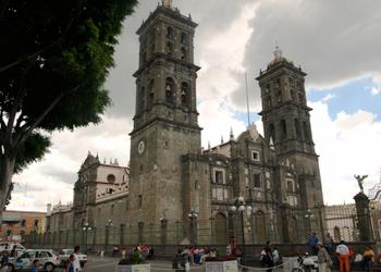 PueblaCathedral