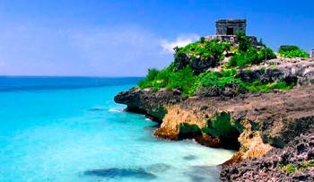Top 5 destinations in México